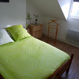 Chambre - Location de vacances - Honfleur
