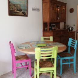 chambre enfants - Location de vacances - Cabourg