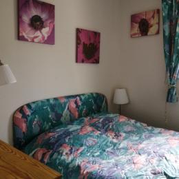 chambre  enfants avec balcon - Location de vacances - Cabourg
