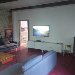 Home cinéma TV 160 - Location de vacances - Honfleur