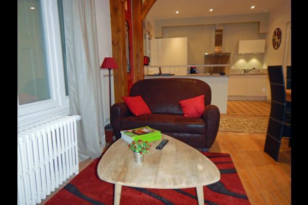 Villa Mauricette - Deauville Salon - Location de vacances - Deauville