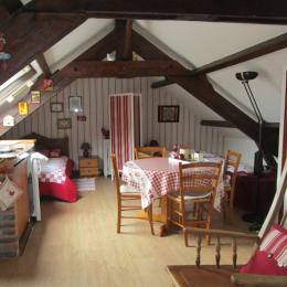 Studio Côté Campagne de 1 à 4 personnes - Location de vacances - Asnelles