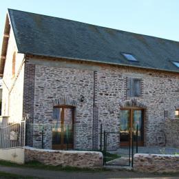Le gîte côté entrée - Location de vacances - Sainte-Marguerite-d'Elle