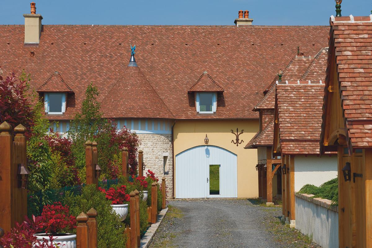 Entrée de la Porte Bleue - Location de vacances - Trouville-sur-Mer