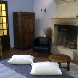 Chambre bleue - Location de vacances - Courseulles-sur-Mer