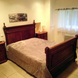 chambre rez-de-chaussée - Location de vacances - Fresney-le-Vieux