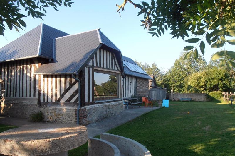 - Location de vacances - Vieux-Pont-en-Auge