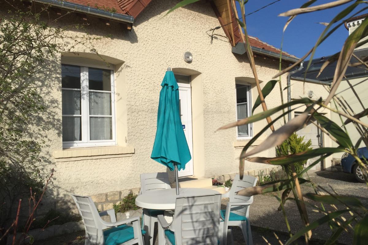 EXTERIEUR_1 - Location de vacances - Ouistreham