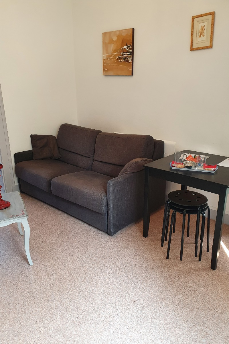 chambre marille chambres d 39 h te courseulles sur mer cl vacances. Black Bedroom Furniture Sets. Home Design Ideas