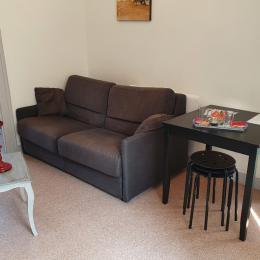 coin cuisine - Chambre d'hôtes - Courseulles-sur-Mer