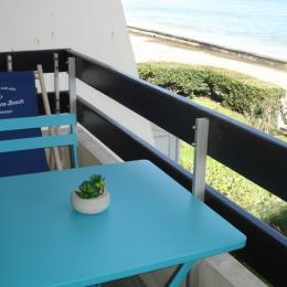 Studio spacieux tout confort 4 Etoiles 1 lit double en mezzanine 2 BZ literie de haute qualité - Location de vacances - Bernières-sur-Mer
