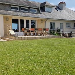 Jardin - Location de vacances - Luc-sur-Mer