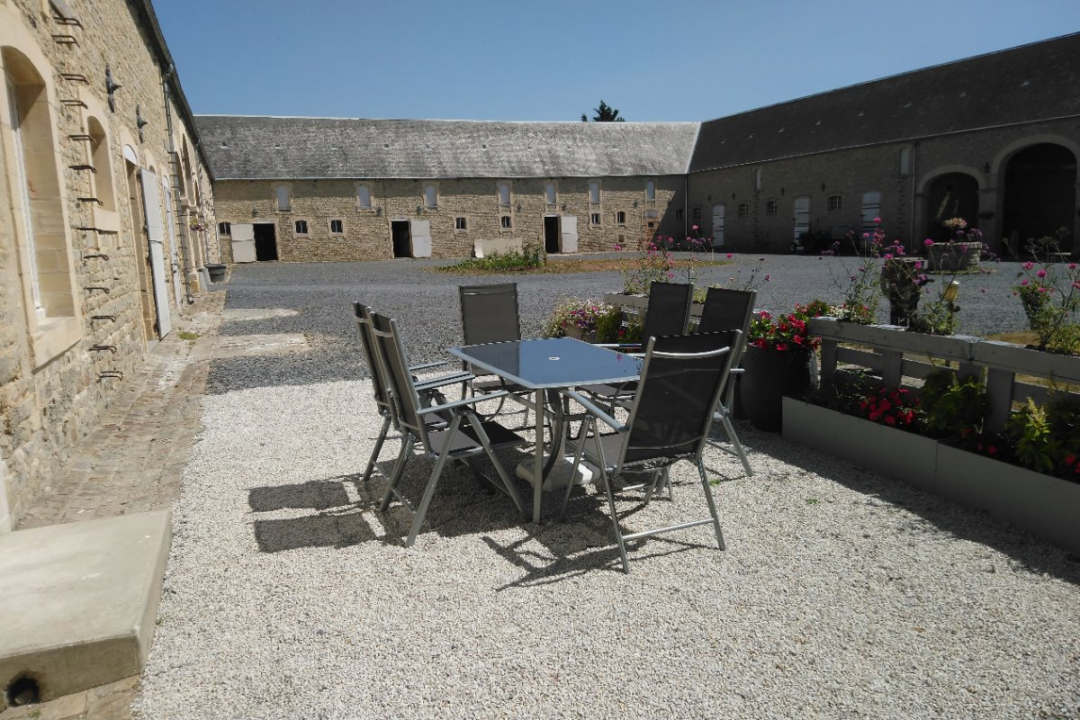 - Location de vacances - Formigny La Bataille