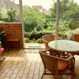 veranda - Location de vacances - Cabourg