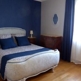 chambre vue jardin - Location de vacances - Cabourg