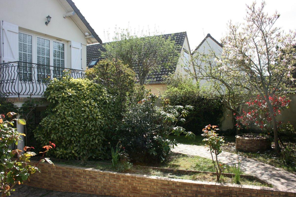 Jardin devant - Location de vacances - Cabourg
