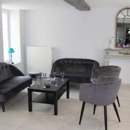 séjour - espace salon - Location de vacances - Varaville