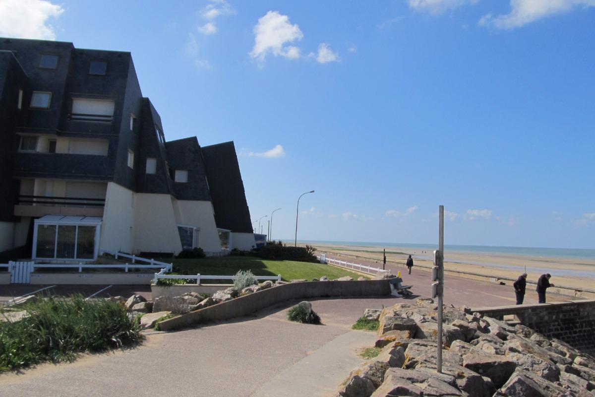 Terrasse E-S-O 20m2 - Location de vacances - Bernières-sur-Mer