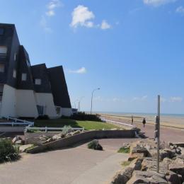 Pièce de vie 35 m2 - Location de vacances - Bernières-sur-Mer