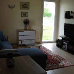 salon TV - Location de vacances - Bayeux