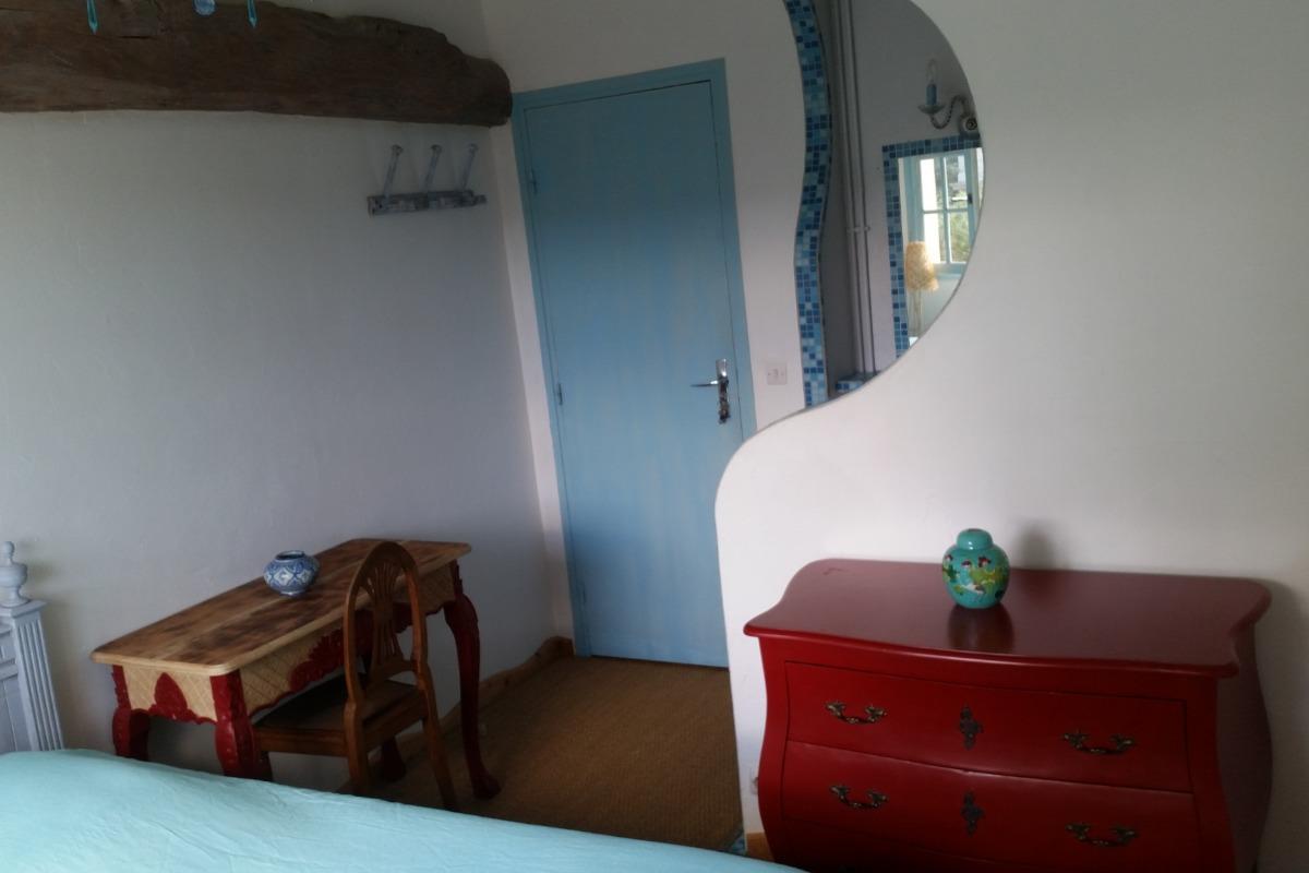 chambre - Chambre d'hôtes - Nonant