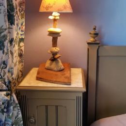 lampe - Chambre d'hôtes - Nonant