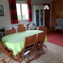 SALLE A MANGER - Location de vacances - Luc-sur-Mer