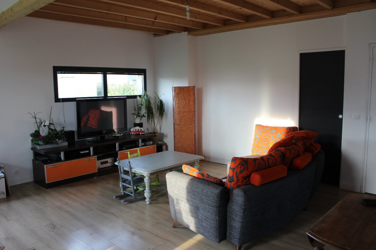 Salon - Location de vacances - Hermanville-sur-Mer