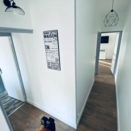 Couloir 1er étage - Location de vacances - Grandcamp-Maisy