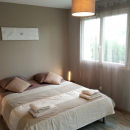 chambre rez de chausée - Location de vacances - Tracy-sur-Mer