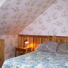 chambre_1 - Location de vacances - Léaupartie