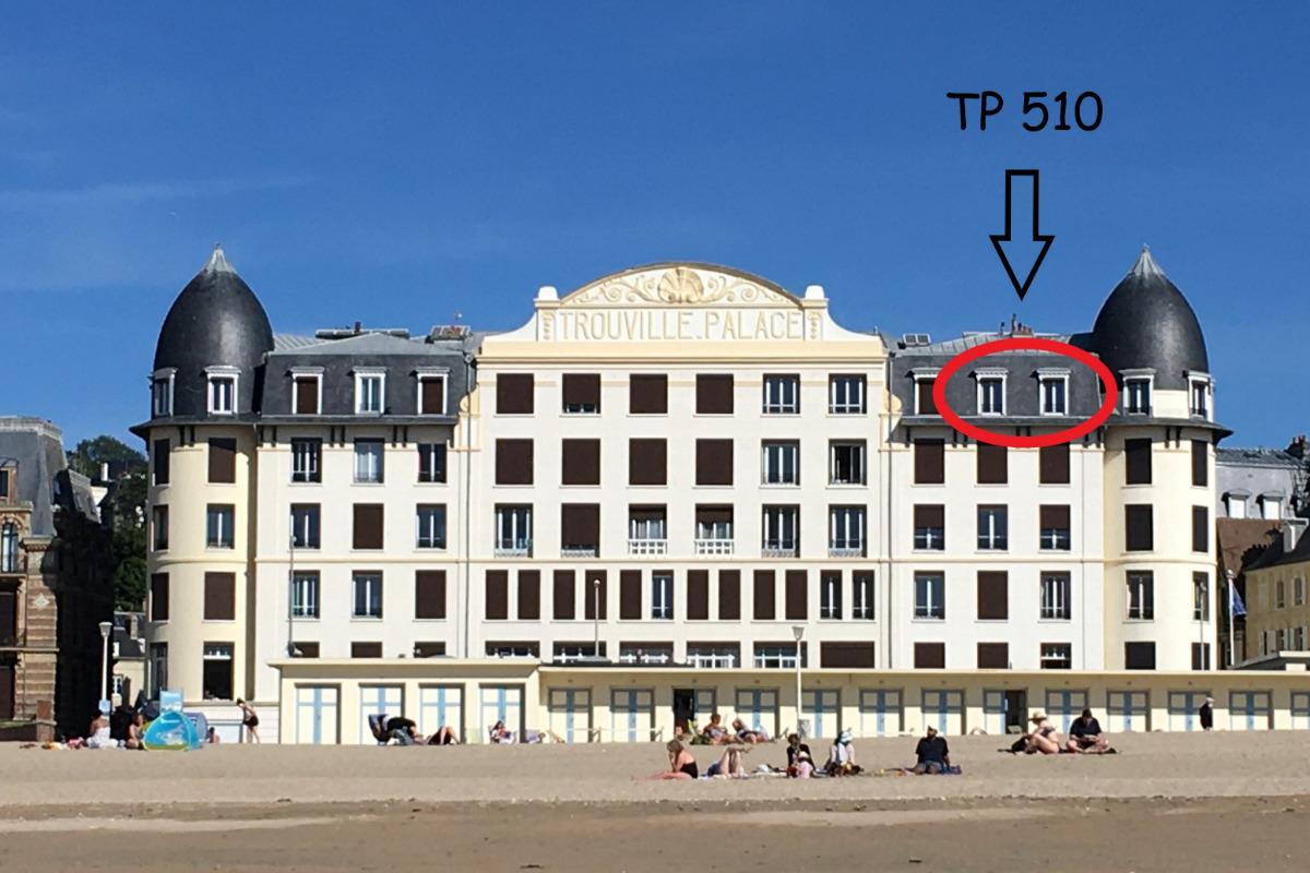 2 Pièces 50 m2  - Location de vacances - Trouville-sur-Mer