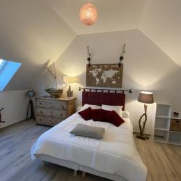 Chambre - Location de vacances - Ouistreham