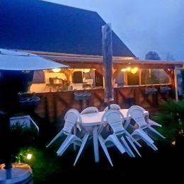 exterieur - Location de vacances - Saint-André-d'Hébertot