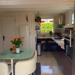 cuisine_suite - Location de vacances - Saint-André-d'Hébertot