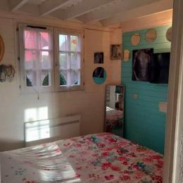 chambre bb en prolongement - Location de vacances - Saint-André-d'Hébertot