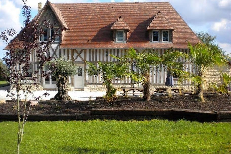 - Location de vacances - Cricqueville-en-Auge