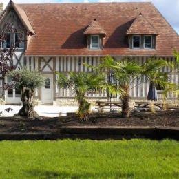 longère normande - Location de vacances - Cricqueville-en-Auge