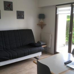 sejour coin cuisine - Location de vacances - Cabourg
