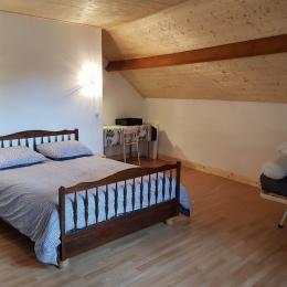 chambre 1 - Location de vacances - Reviers