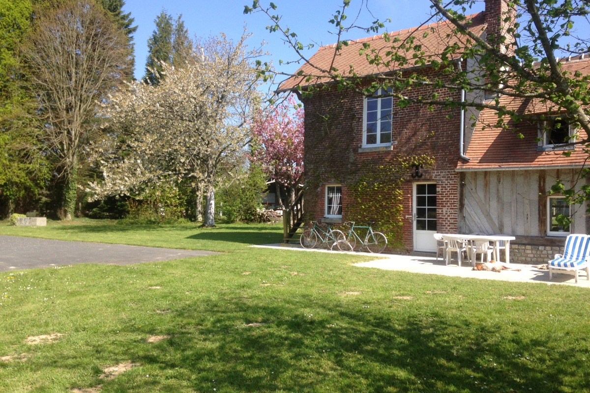 - Location de vacances - Saint-Gatien-des-Bois