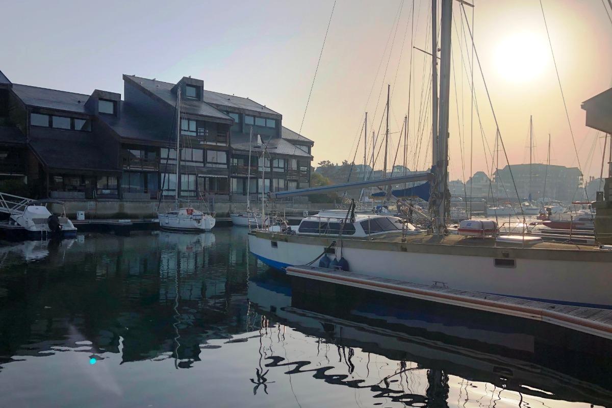 La Marina de Deauville - Location de vacances - Deauville