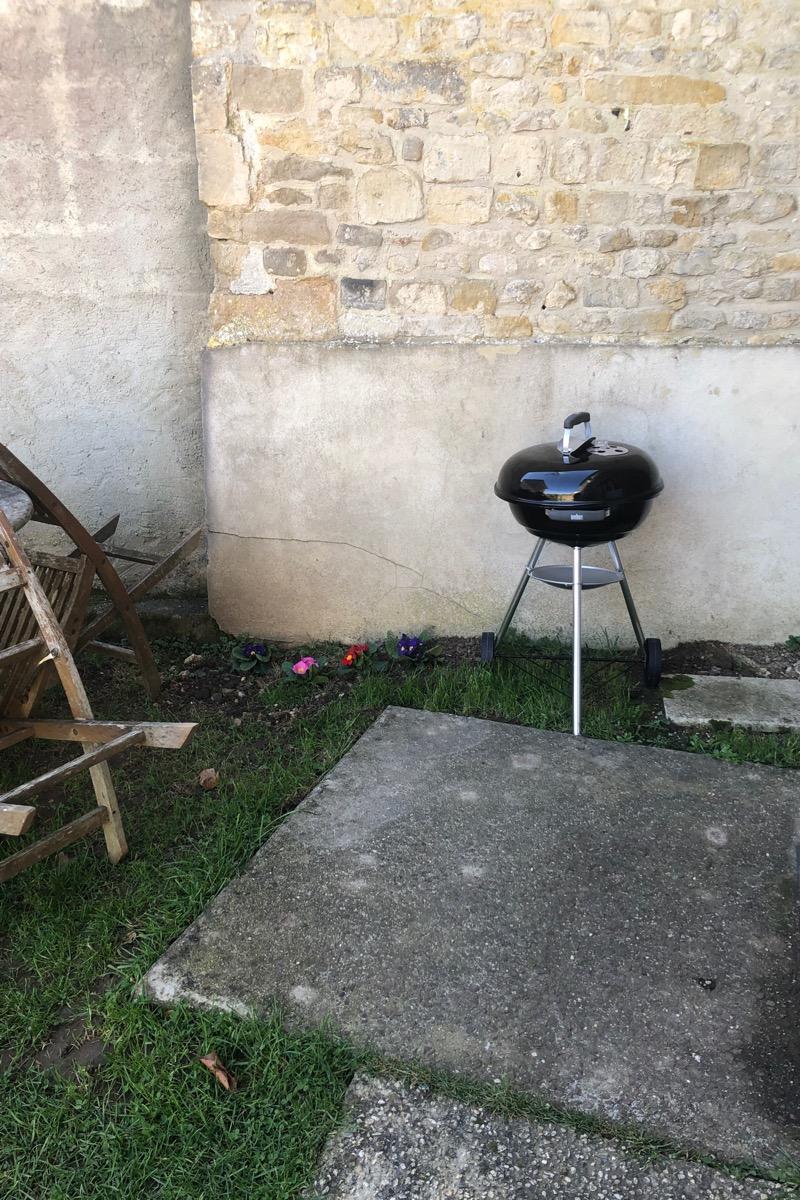 Barbecue - Location de vacances - Juaye-Mondaye