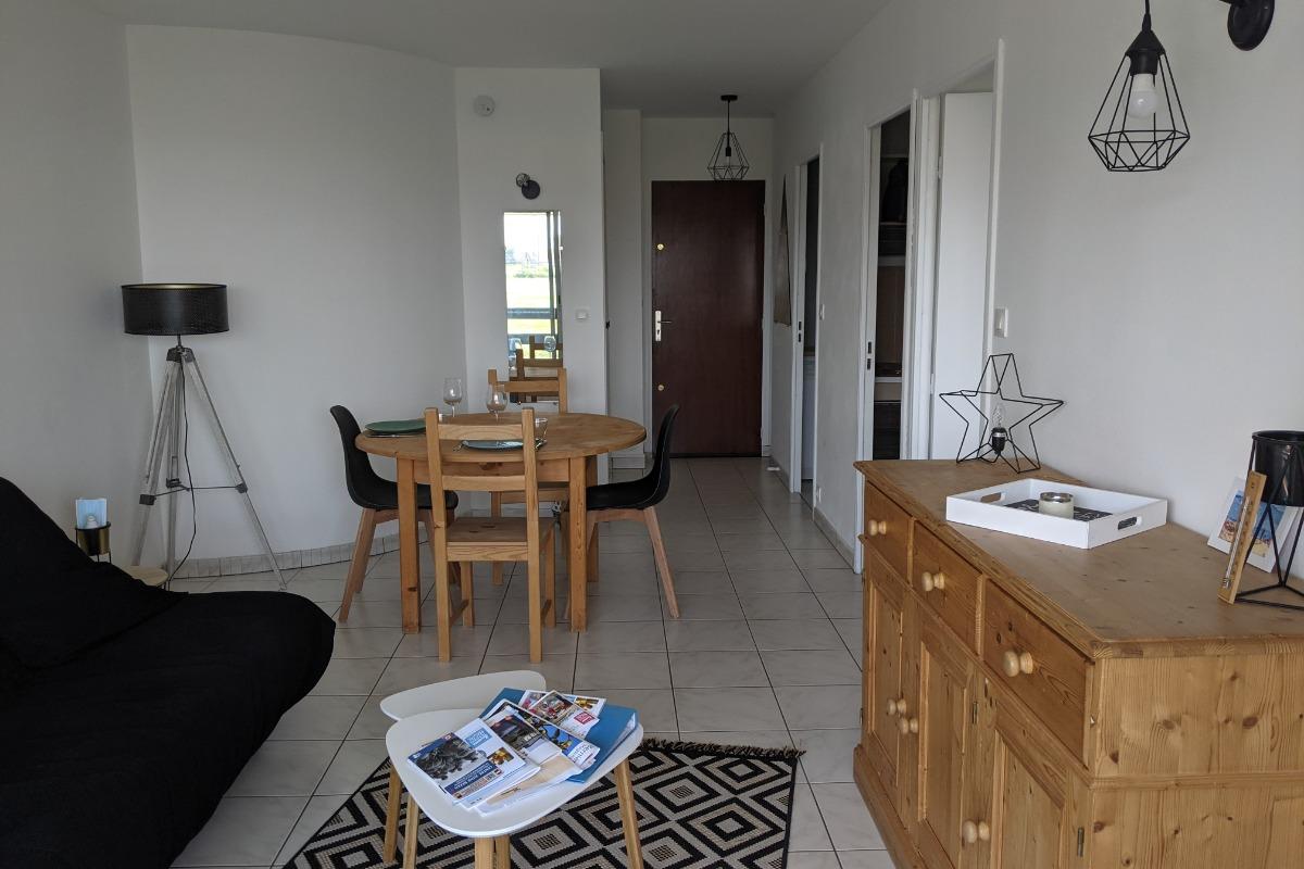 Salon - Location de vacances - Bernières-sur-Mer