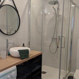 Salle de bain - Location de vacances - Bernières-sur-Mer
