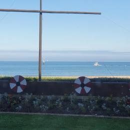 Vue sur mer - Location de vacances - Houlgate