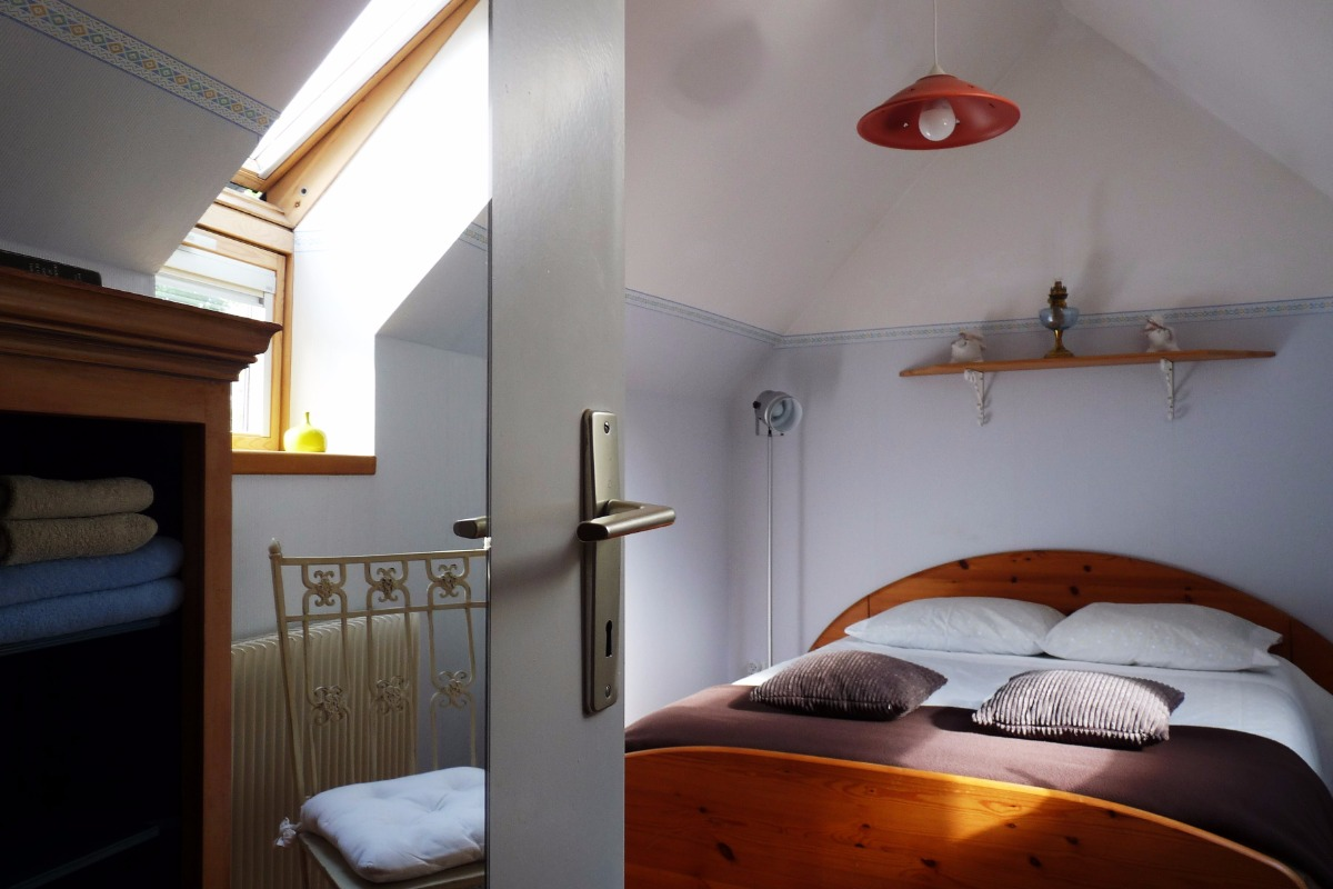 chambre ensoleillée - Chambre d'hôte - Bayeux