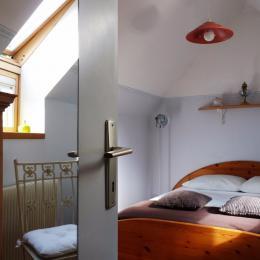 chambre ensoleillée - Chambre d'hôtes -