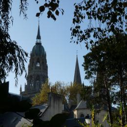 Bayeux sa Cathédrale et son centre historique - Chambre d'hôte - Bayeux