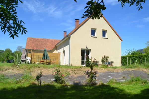 Maison moderne - Tout confort - Location de vacances - Équemauville